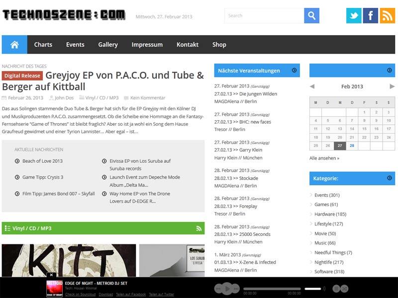 technoszene.com magazin